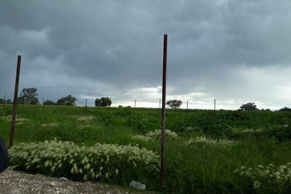 Foto de terreno habitacional en venta en s/n 16, tezoyuca, tezoyuca, méxico, 5675415 No. 01