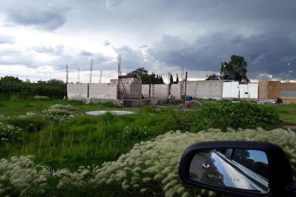 Foto de terreno habitacional en venta en s/n 16, tezoyuca, tezoyuca, méxico, 5675415 No. 02