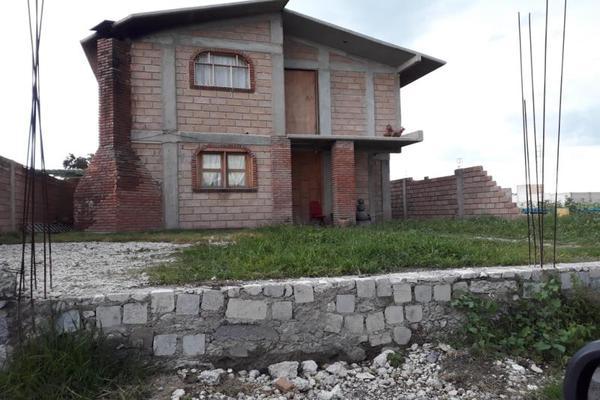 Foto de terreno habitacional en venta en s/n 16, tezoyuca, tezoyuca, méxico, 5675415 No. 03