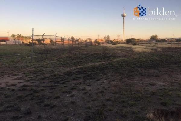 Foto de terreno habitacional en venta en s/n , 20 de noviembre fundo legal, durango, durango, 0 No. 02
