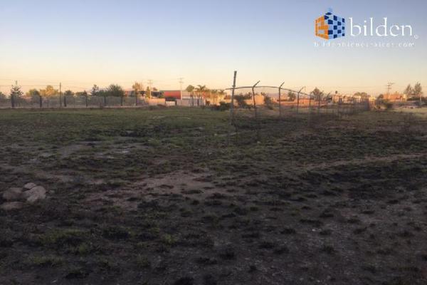 Foto de terreno habitacional en venta en s/n , 20 de noviembre fundo legal, durango, durango, 0 No. 03
