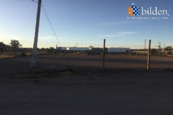Foto de terreno habitacional en venta en s/n , 20 de noviembre fundo legal, durango, durango, 0 No. 05