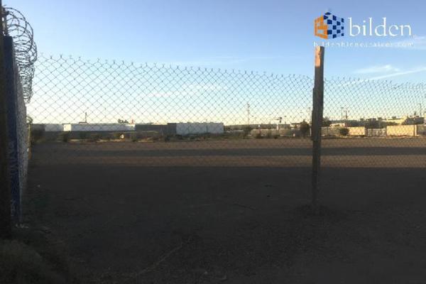 Foto de terreno habitacional en venta en s/n , 20 de noviembre fundo legal, durango, durango, 0 No. 06