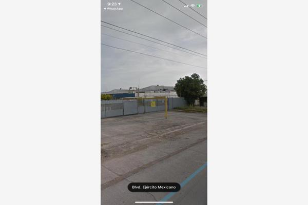Foto de terreno habitacional en venta en s/n , 5 de mayo, gómez palacio, durango, 20447838 No. 09