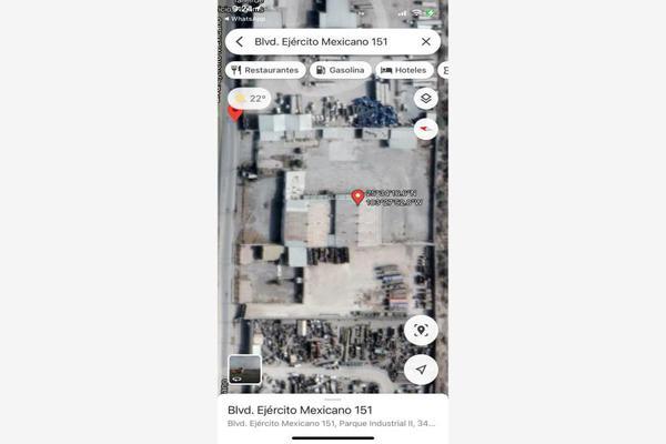 Foto de terreno habitacional en venta en s/n , 5 de mayo, gómez palacio, durango, 20447838 No. 12