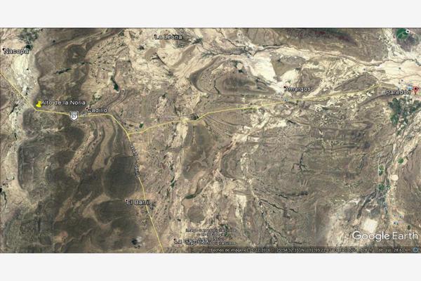 Foto de terreno habitacional en venta en s/n , alto de las norias, ramos arizpe, coahuila de zaragoza, 8639332 No. 01