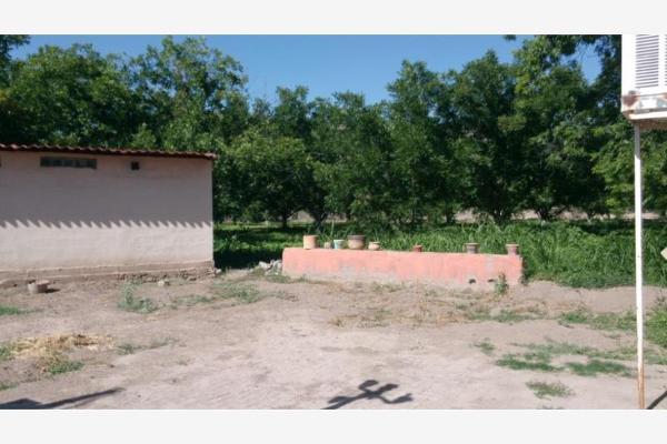 Foto de rancho en venta en s/n , alvaro obregón, lerdo, durango, 5970695 No. 05