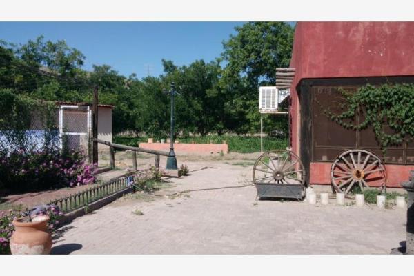 Foto de rancho en venta en s/n , alvaro obregón, lerdo, durango, 5970695 No. 06