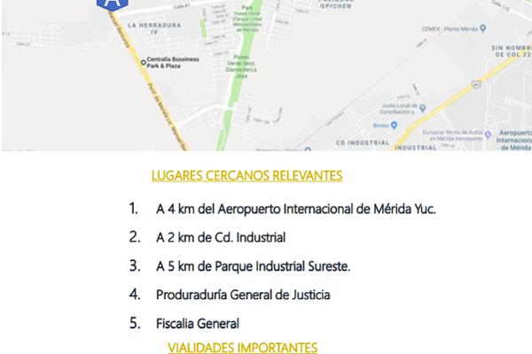 Foto de local en venta en s/n , ampliación tixcacal opichen, mérida, yucatán, 5953444 No. 01