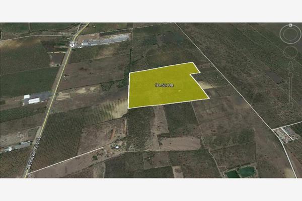 Foto de terreno habitacional en venta en s/n , atongo de abajo, cadereyta jiménez, nuevo león, 9986466 No. 01