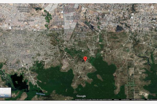 Foto de terreno habitacional en venta en sn , atotonilco (el resurgimiento), puebla, puebla, 7303813 No. 01