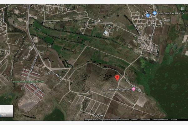 Foto de terreno habitacional en venta en sn , atotonilco (el resurgimiento), puebla, puebla, 7303813 No. 07