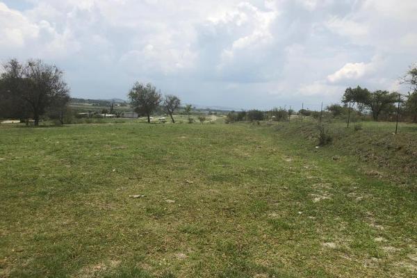 Foto de terreno habitacional en venta en sn , san josé el conde, puebla, puebla, 7303813 No. 05