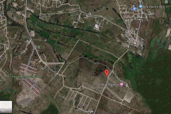 Foto de terreno habitacional en venta en sn , san josé el conde, puebla, puebla, 7303813 No. 07