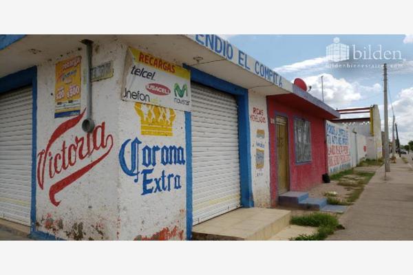 Foto de terreno comercial en venta en s/n , aztlán, durango, durango, 14743412 No. 02