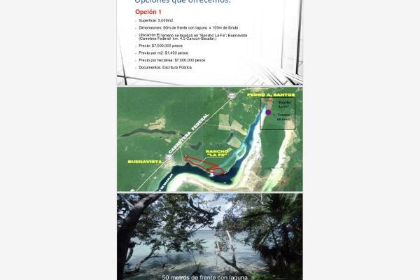Foto de terreno habitacional en venta en s/n , bacalar, bacalar, quintana roo, 10152006 No. 02