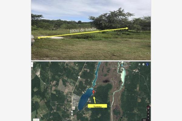 Foto de terreno habitacional en venta en s/n , bacalar, bacalar, quintana roo, 10152006 No. 04