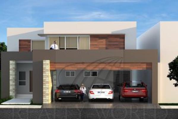Foto de casa en venta en s/n , barrio santa isabel, monterrey, nuevo león, 4679508 No. 01