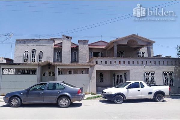 Foto de casa en venta en sn , benito juárez, durango, durango, 8184773 No. 01