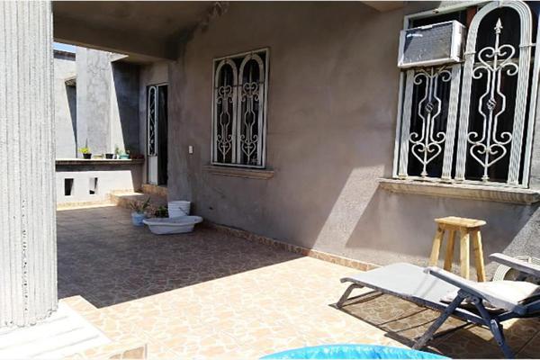 Foto de casa en venta en sn , benito juárez, durango, durango, 8184773 No. 21