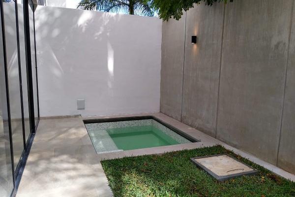 Foto de casa en condominio en venta en s/n , benito juárez nte, mérida, yucatán, 9965343 No. 04