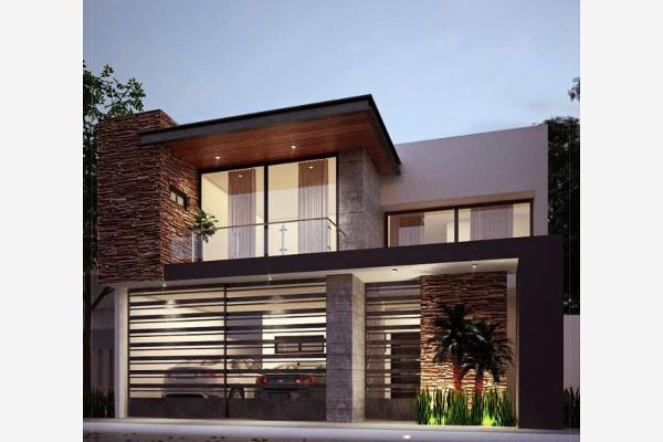 Foto de casa en venta en s/n , bosque residencial, santiago, nuevo león, 9976400 No. 01