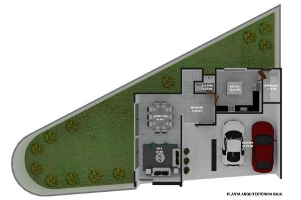 Foto de casa en venta en s/n , bosque residencial, santiago, nuevo león, 9990965 No. 01