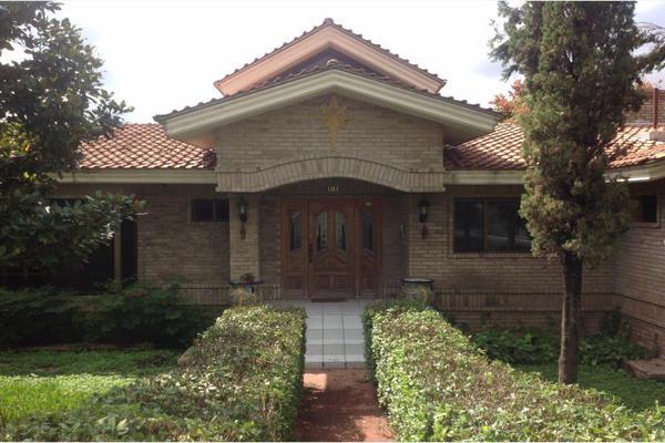 Foto de casa en venta en s/n , bosques de las lomas, santiago, nuevo león, 9959962 No. 01