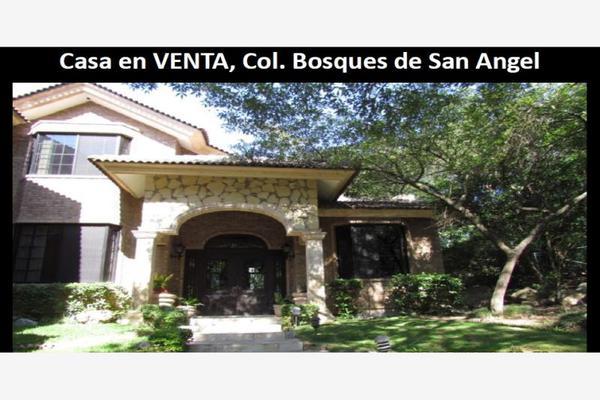 Foto de casa en venta en s/n , bosques de san ángel sector palmillas, san pedro garza garcía, nuevo león, 9947488 No. 01