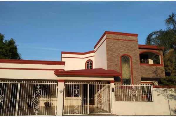 Foto de casa en venta en s/n , bosques de san josé, santiago, nuevo león, 9956478 No. 01