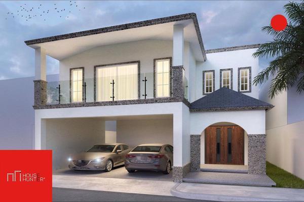Foto de casa en venta en s/n , bosques de san josé, santiago, nuevo león, 9981186 No. 01