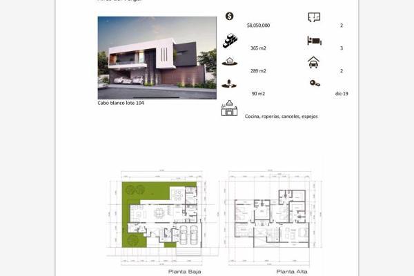 Foto de casa en venta en s/n , bosques del vergel, monterrey, nuevo león, 9985187 No. 02