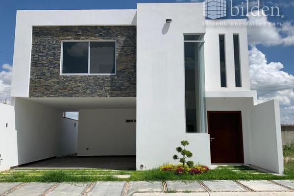 Foto de casa en venta en s/n , buena vista, durango, durango, 9950828 No. 01