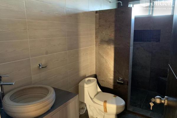 Foto de casa en venta en s/n , buena vista, durango, durango, 9954308 No. 08