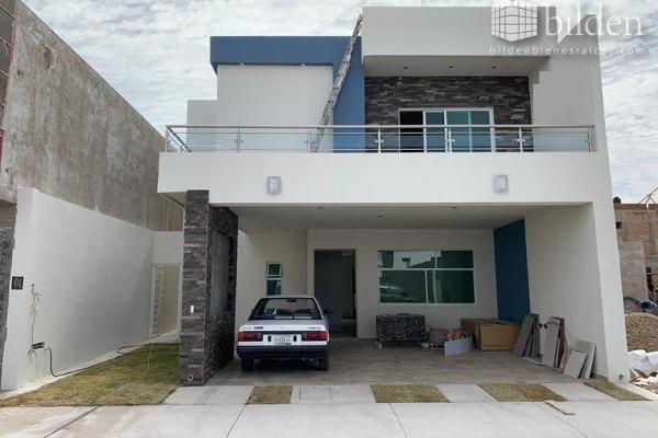 Foto de casa en venta en s/n , buena vista, durango, durango, 9964601 No. 01