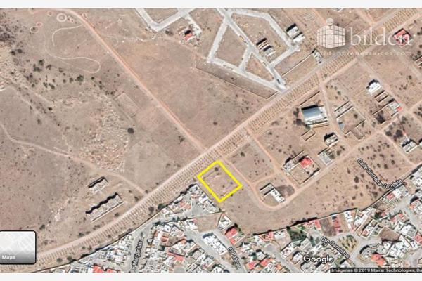 Foto de terreno habitacional en venta en s/n , buenos aires, durango, durango, 10081370 No. 01