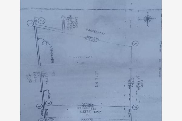Foto de terreno habitacional en venta en sn , cadereyta jimenez centro, cadereyta jiménez, nuevo león, 0 No. 03
