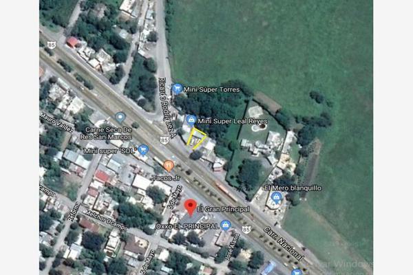 Foto de terreno habitacional en venta en s/n , calles, montemorelos, nuevo león, 10149068 No. 01