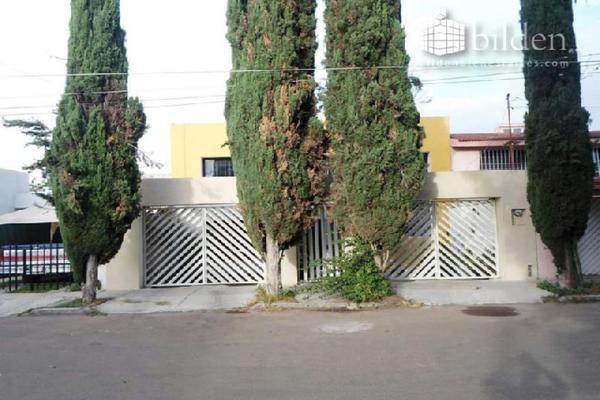 Foto de casa en venta en s/n , camino real, durango, durango, 10046777 No. 01