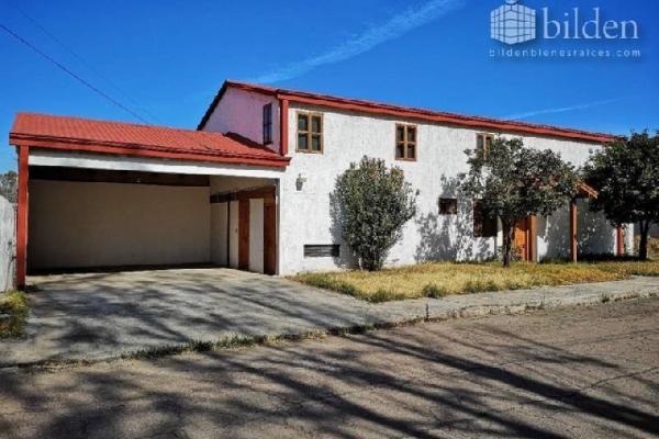 Foto de casa en venta en s/n , campestre martinica, durango, durango, 9988592 No. 01