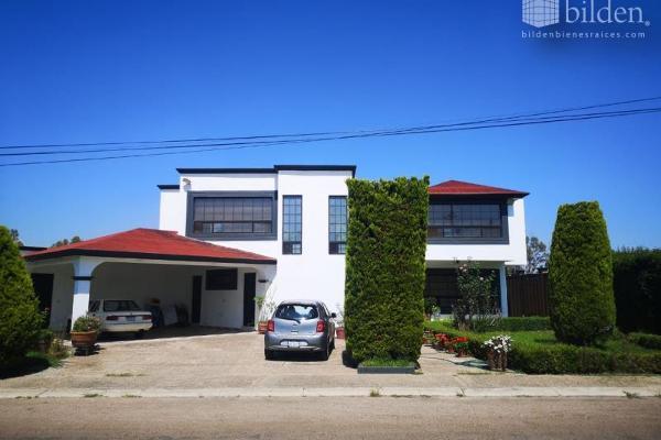 Foto de casa en venta en s/n , campestre martinica, durango, durango, 9991941 No. 01