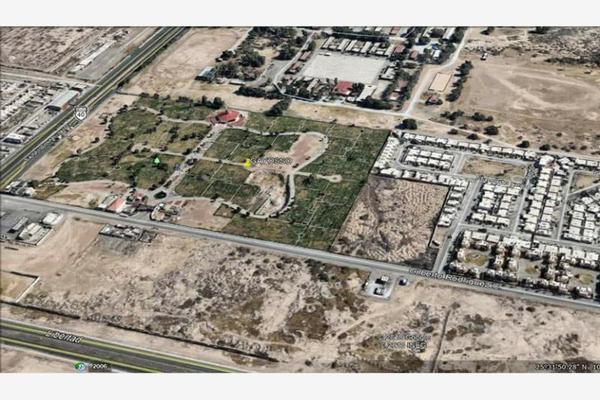 Foto de terreno habitacional en venta en s/n , campo militar la joya, torreón, coahuila de zaragoza, 5951976 No. 01