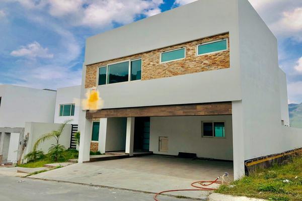 Foto de casa en venta en s/n , carolco, monterrey, nuevo león, 9966309 No. 01