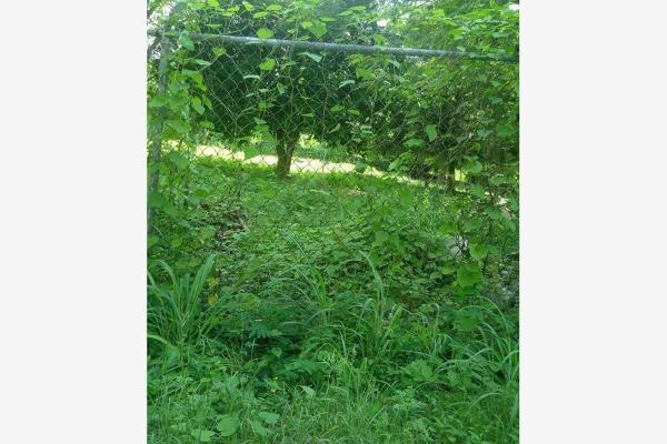 Foto de terreno habitacional en venta en sn , cci, tuxtla gutiérrez, chiapas, 5391978 No. 04