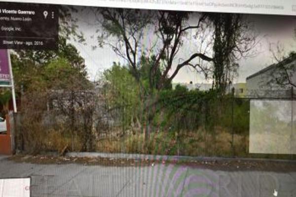 Foto de terreno comercial en venta en s/n , centrika 1 sector 1a. etapa, monterrey, nuevo león, 4681056 No. 04