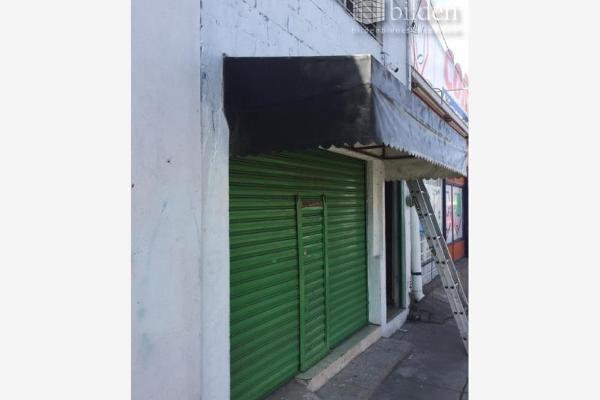 Foto de local en renta en s/n , victoria de durango centro, durango, durango, 10078809 No. 01