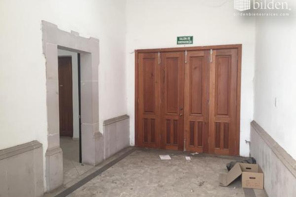 Foto de edificio en renta en s/n , centro sct durango, durango, durango, 12794133 No. 07