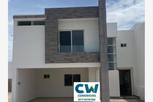 Foto de casa en venta en s/n , cerrada las palmas ii, torreón, coahuila de zaragoza, 21501247 No. 01