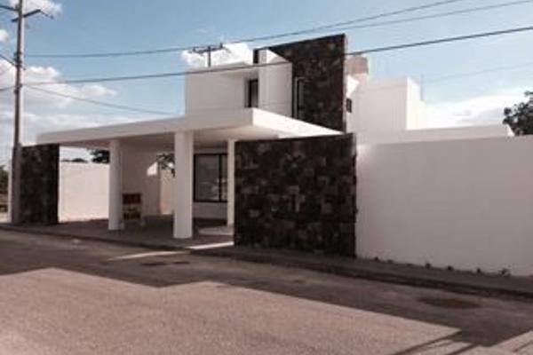 Foto de casa en venta en s/n , cholul, mérida, yucatán, 5950670 No. 01