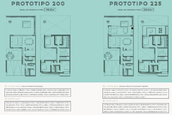 Foto de casa en condominio en venta en s/n , cholul, mérida, yucatán, 9953008 No. 02